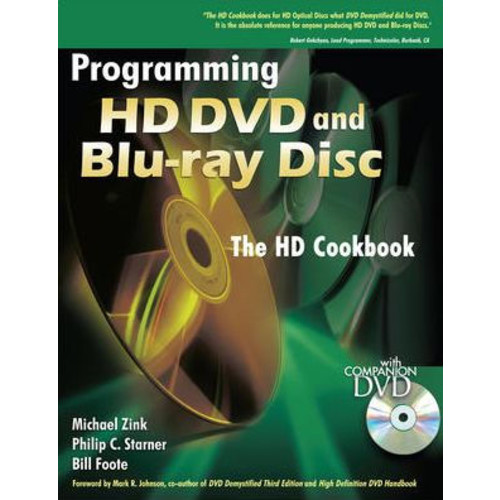 Programming HD DVD and Blu-ray Disc / Edition 1