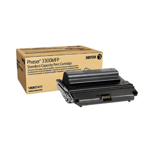 106R01411 Xerox Standard Capacity Print Cartridge For Phaser 3300mfp [Inkjet - Black]