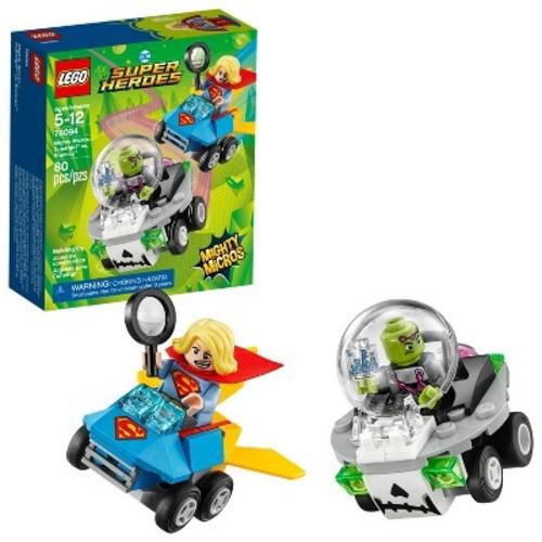 LEGO Super Heroes DC Comics Mighty Micros: Supergirl vs. Brainiac 76094
