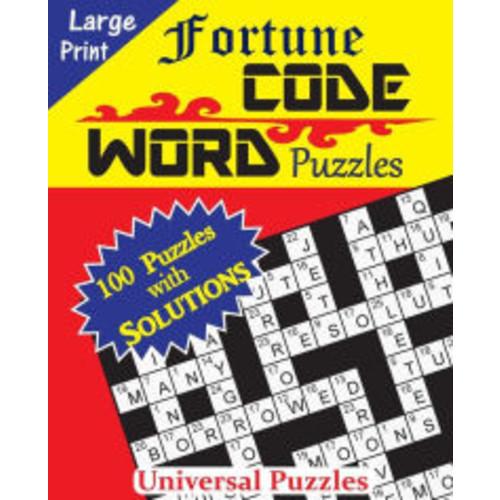 Fortune Codeword Puzzles