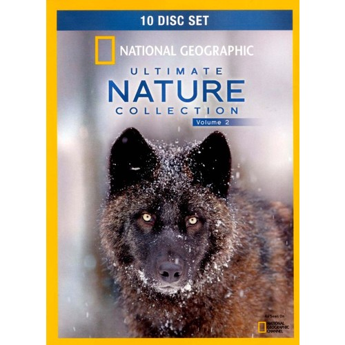 National Geographic: Ultimate Nature Collection, Vol. 2 [10 Discs] [DVD]