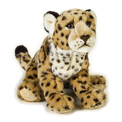 National Geographic Lelly Plush - Jaguar