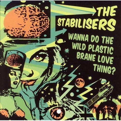 Wanna Do the Wild Plastic Brane Love Thing?... - CD