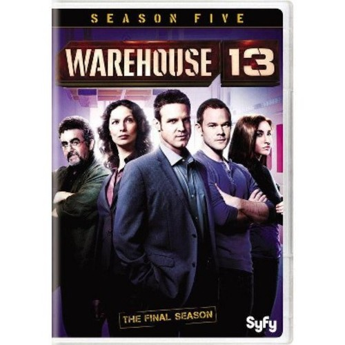 Warehouse 13: Season Five [2 Discs] [DVD]