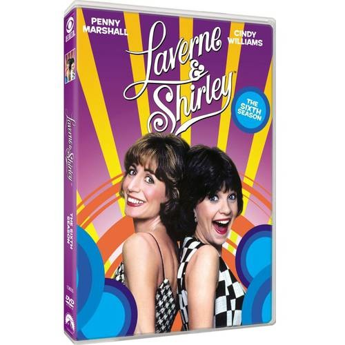 Laverne and Shirley-6th Season Complete