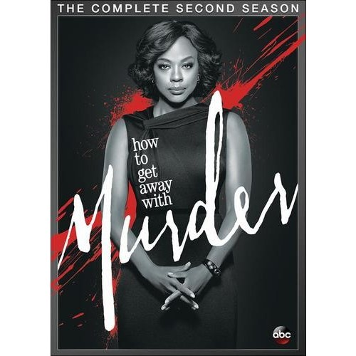How to Get Away with Murder: The Complete Second Season [4 Discs] [DVD]