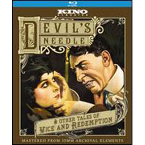 The Devil's Needle & Other Tales of Vice and Redemption [Blu-ray]