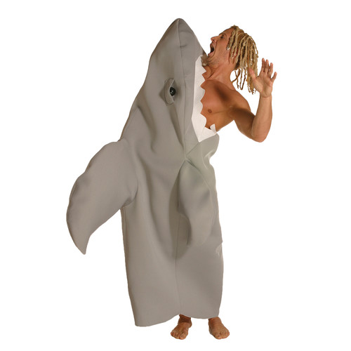 Men's Shark Attack Costume