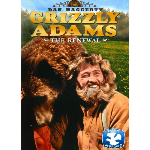 The Life and Time of Grizzly Adams: The Renewal [DVD]