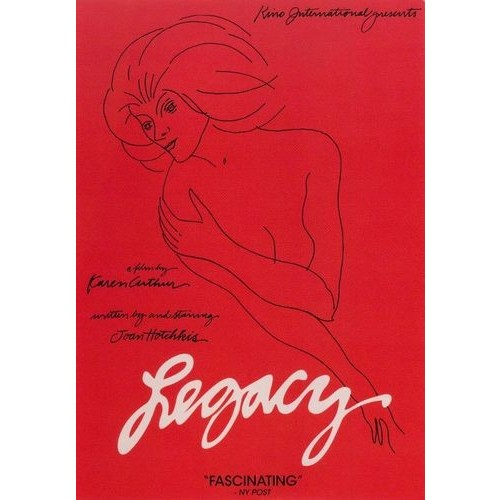 Legacy [DVD] [English] [1975]