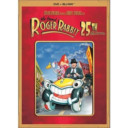 Who Framed Roger Rabbit (25th Anniversary Edition) (2 Discs) (DVD/Blu-ray) (dvd_video)