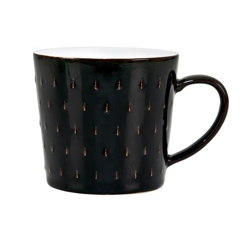 Denby 10-ounce Jet Cascade Mug