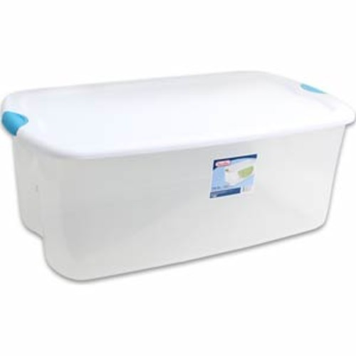 Sterilite 106Qt Latch Stor Box