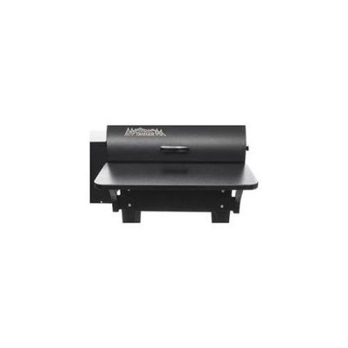 Traeger Pellet Grills BAC343 Front Grill Shelf For Lil' Texture or Textured or Texas & Lil' Texture or Textured or Texas