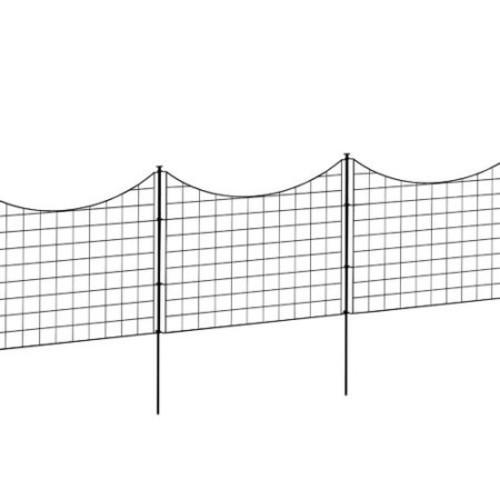 Wam Bam Fence CO. Zippity Garden Fence (Set of 5)