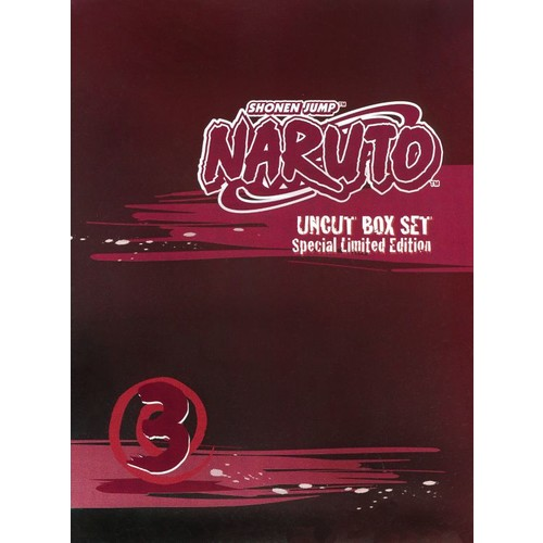 Naruto 3 [3 Discs] [Special Edition] [DVD]