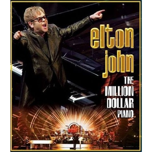 The Million Dollar Piano [Blu-ray]: Elton John: Movies & TV