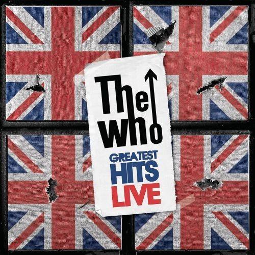 Greatest Hits Live [Geffen] [CD]