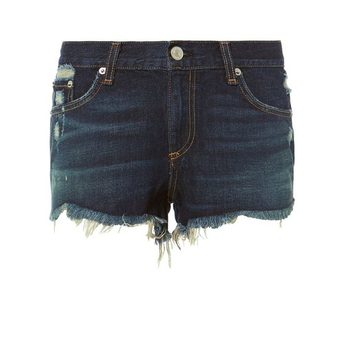 RAG & BONE/JEAN Doris Cutoff Denim Shorts