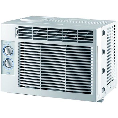 GREE - 5,000 BTU Window Air Conditioner - White