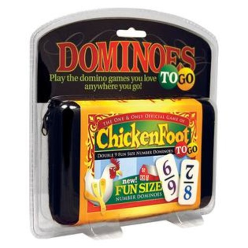 Puremco Chickenfoot To Go Game
