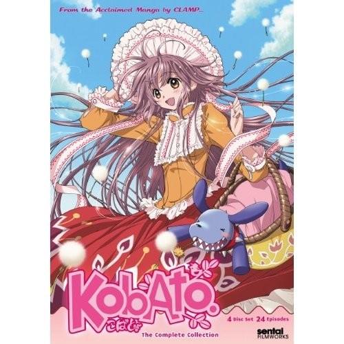 Kobato: Complete Collection [4 Discs] [DVD]