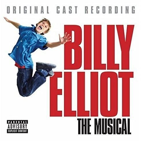 Billy Elliot: The Musical Original Cast Recording Explicit Lyrics