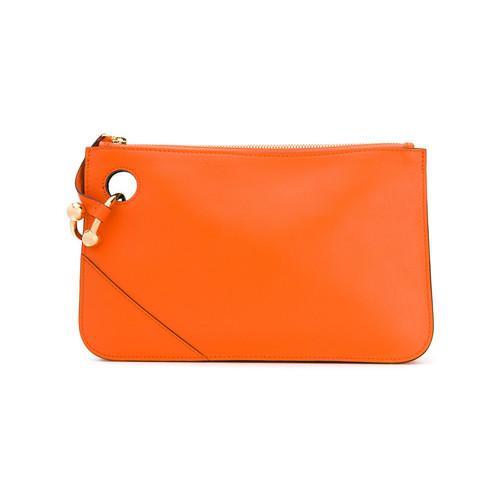 Pierce clutch bag