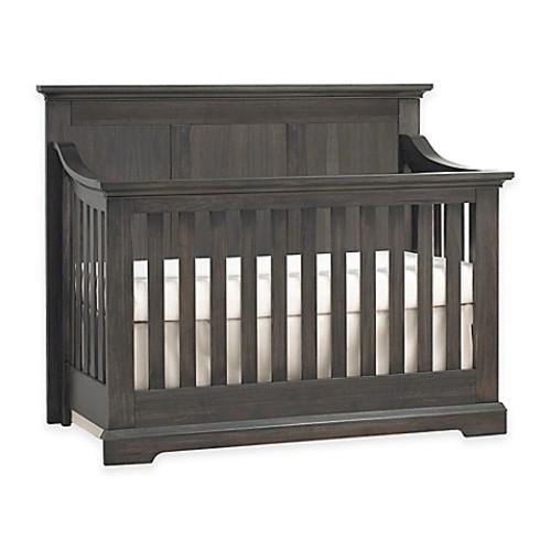 Kingsley Jackson 4-in-1 Convertible Crib in Granite