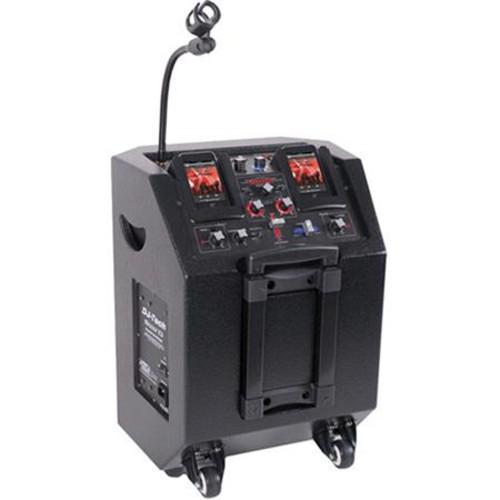 DJ Tech iBoost 101 1500 Watts DJ PA System IBOOST 101