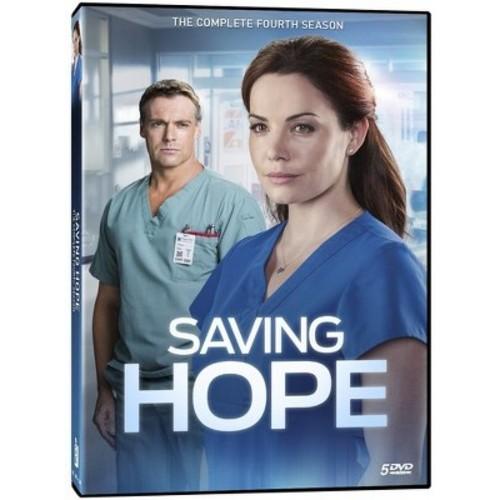 Saving Hope:Season 4 (DVD)
