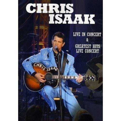 Chris Isaak Greatest Hits: Live (Music DVD)