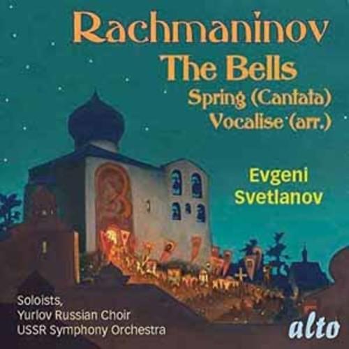 Cantatas Rachmaninof