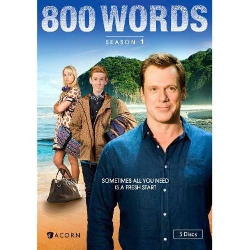 800 Words: Season 1 (DVD)