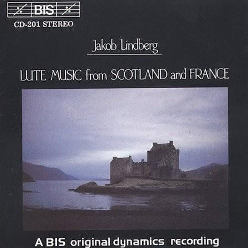 Scottish & French Lute Music CD