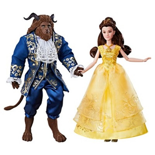 Disney Beauty and the Beast Grand Romance - Belle and Beast