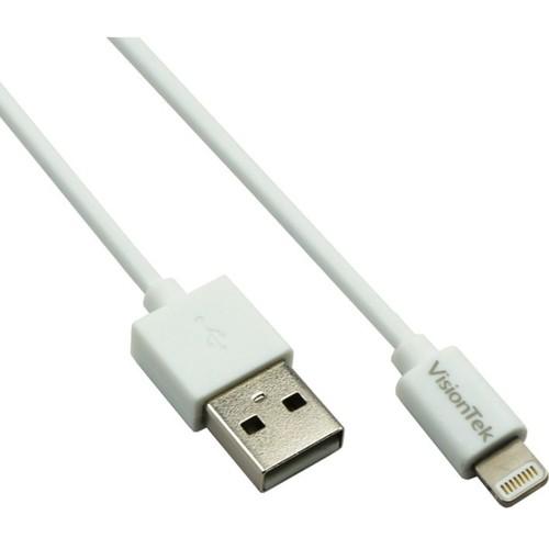 Lightning to USB White 1 Meter