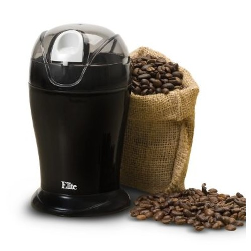 Elite by Maxi-Matic Cuisine Electric Blade Coffee and Spice Grinder