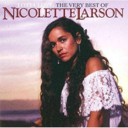 The Very Best of Nicolette Larson [CD]