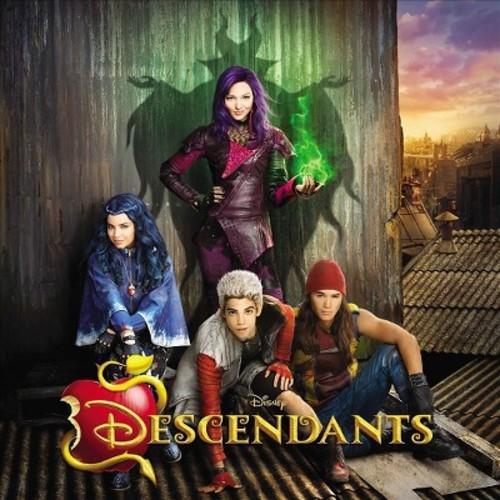 Descendants [Original TV Movie Soundtrack] [CD]