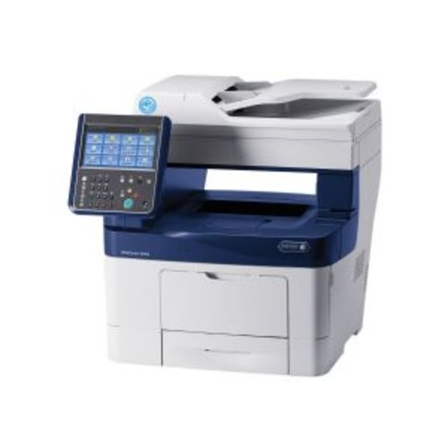 Xerox WorkCentre 3655iX - Multifunction printer - B/W - laser - Legal (8.5 in x 14 in) (original) - A4/Legal (media) - up to 47 ppm (copying) - up to 47 ppm (printing) - 700 sheets - 33.6 Kbps - USB 2