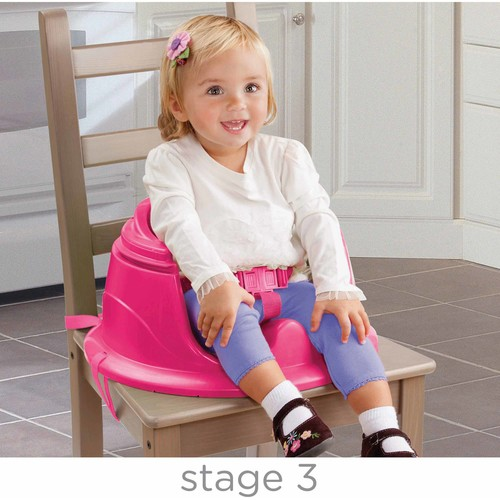 Summer Infant SuperSeat Deluxe Island Giggles in Pink