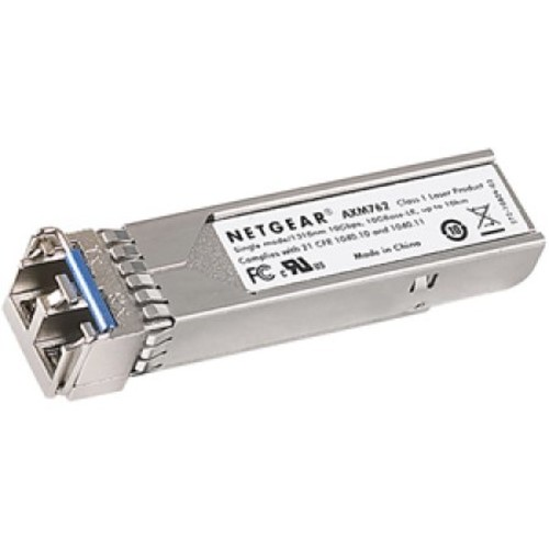 NETGEAR ProSAFE 10GBASE-LR SFP+ LC GBIC (AXM762-10000S)
