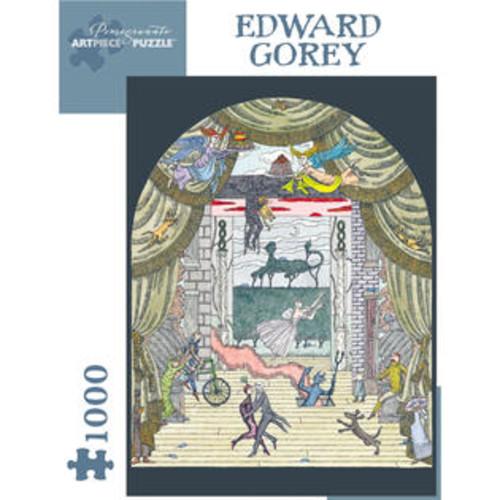 Pomegranate Communications, Inc. Edward Gorey Untitled Puzzle: 1000 Pcs