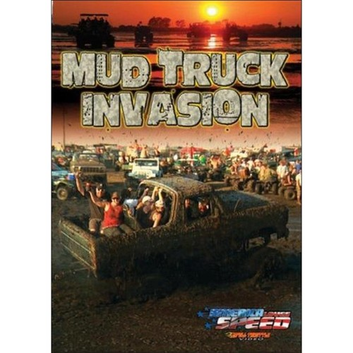 Mud Truck Invasion [DVD] [2013]