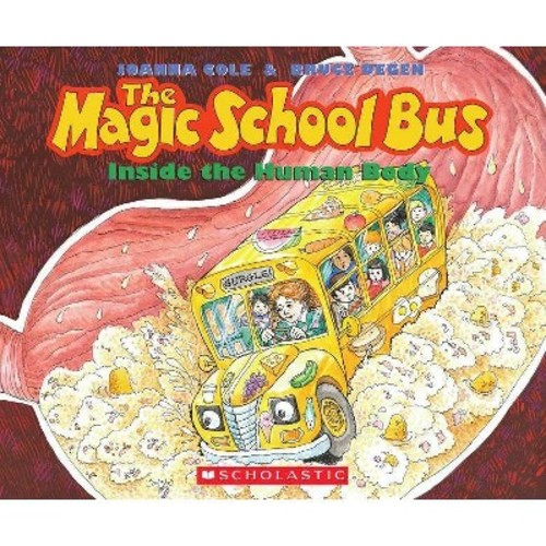 The Magic School Bus Inside the Human Body (Mixed media product)
