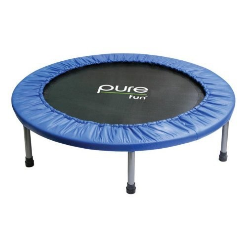 Pure Fun 40 in. Mini Trampoline