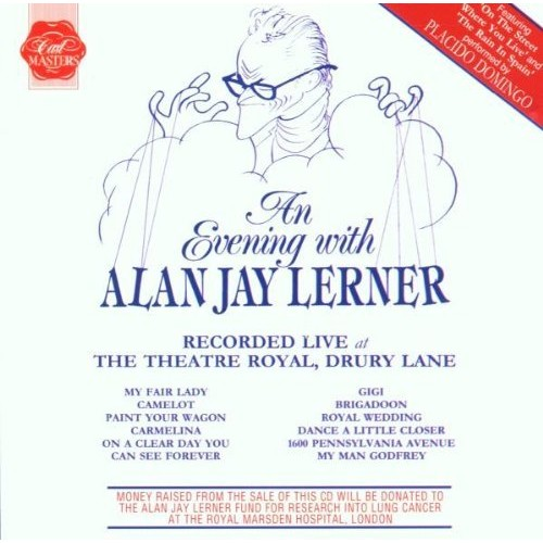 An Evening with Alan Jay Lerner