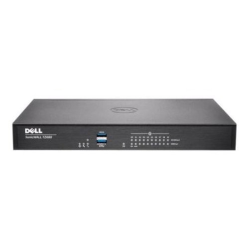 SonicWALL Secure Upgrade Plus - SonicWALL TZ600 Network Security Firewall