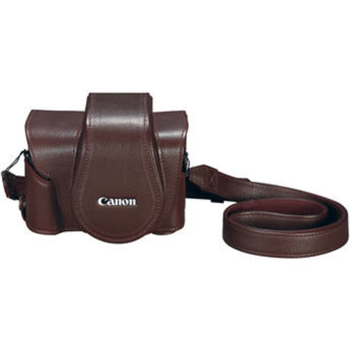 PSC-6300 Deluxe Leather Case for PowerShot G1 X Mark III